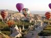 เที่ยวตุรกี : บอลลูนชมคัมปาโดเกียจากที่สูง