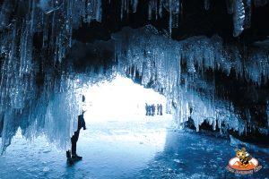 ไซบีเรีย-น้ำแข็งไบคาล