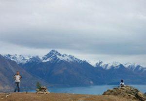 ขับรถเที่ยวนิวซีแลนด์