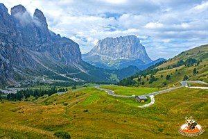 อิตาลีเหนือ-อุทยานโดโลไมต์